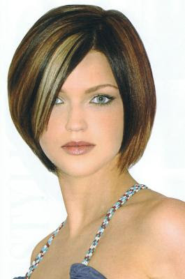 womens bob hairstyle