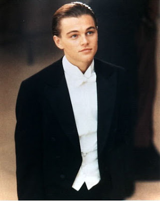 Leonardo DiCaprio Fashion Hairstyle Pictures