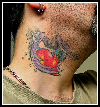 Heart and Love Tattoo Designs