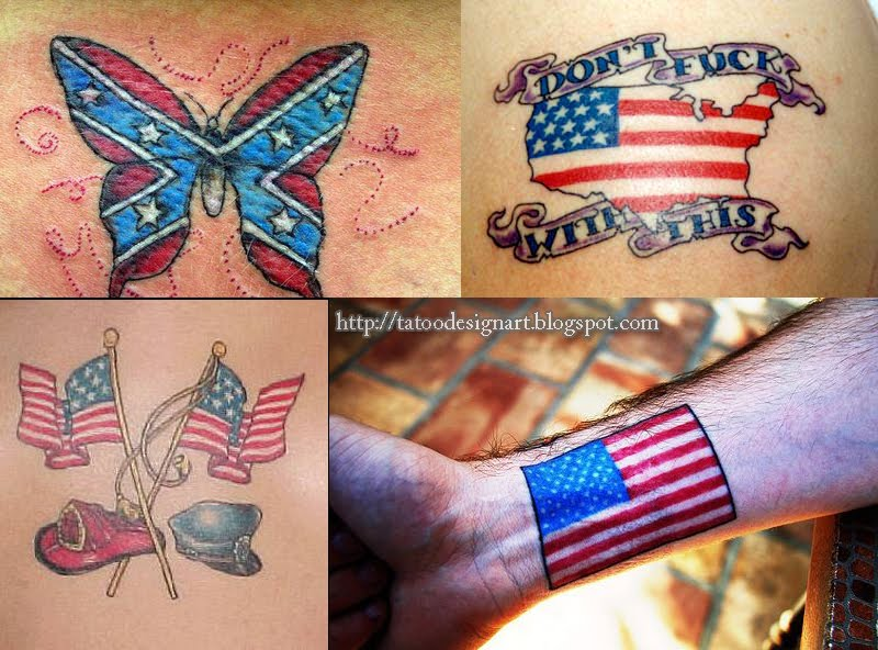 wallpapers star collection American Tattoo Design