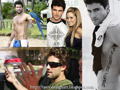 Brody Jenner Tattoos - Celebrity Tattoos