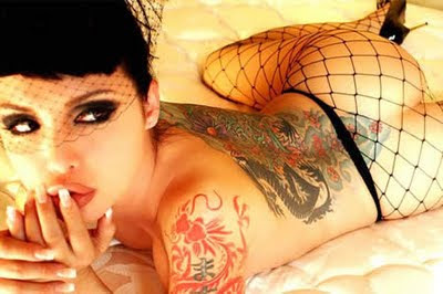 Sexy Tattooed Girls Photo Gallery