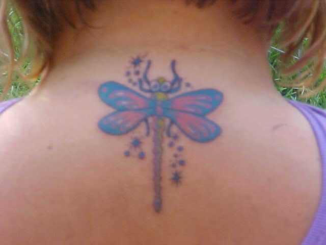 Dragonfly Tattoo Designs. Whether you are looking for a tattoo that will
