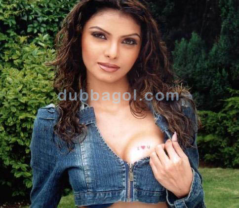 Sherlyn Chopra Tattoo - Bollywood Tattoo