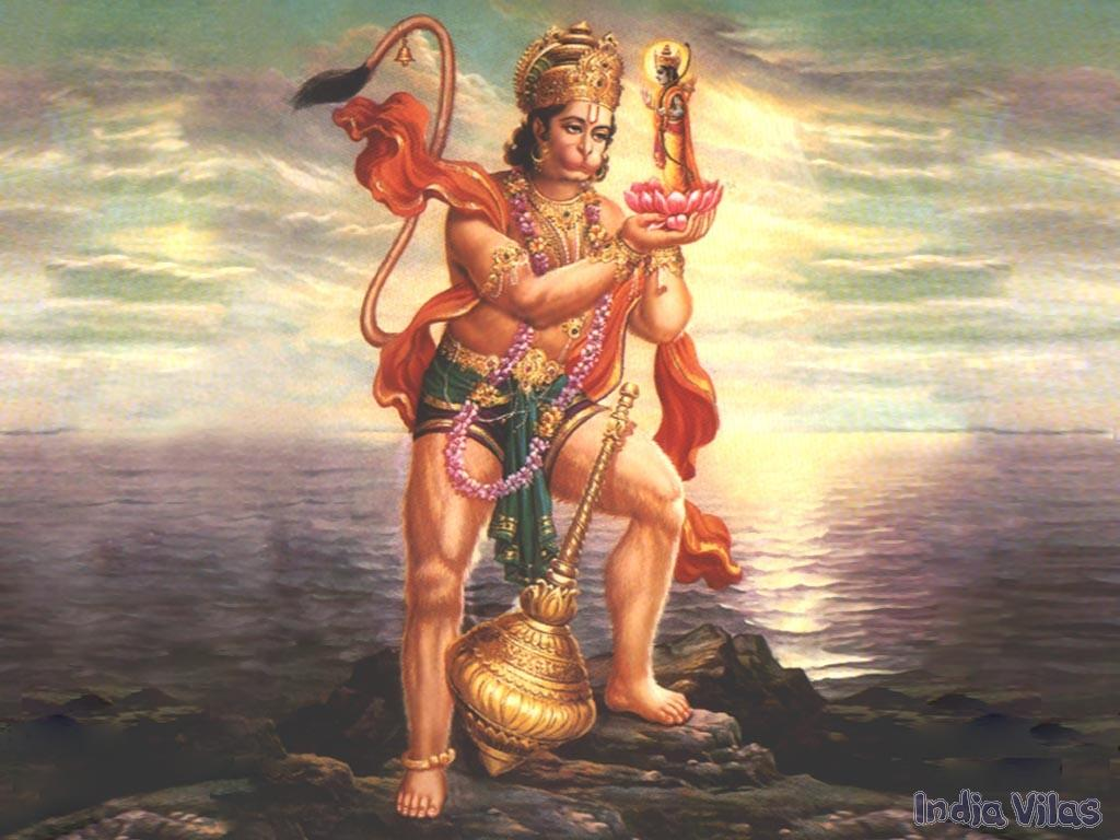 Hanuman Mantra | Lord Hanuman Wallpapers Pictures
