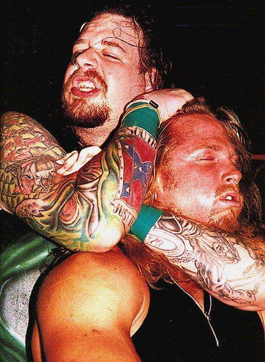 Mideon Tattoos - WWE Superstar tattoo Designs