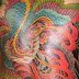 Asian Phoenix Tattoo
