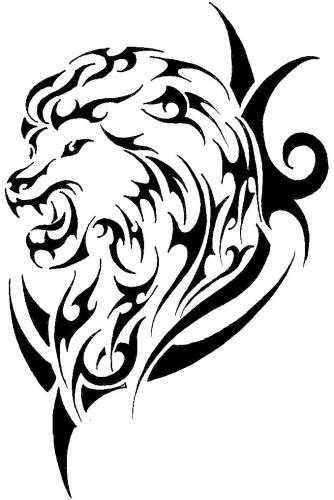 tribal tattoos for chest and shoulders. tribal tattoos for chest and