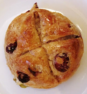 English Easter Bread