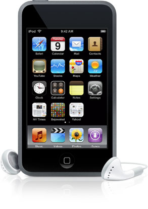 ipod touch 3gen 8gb. 8GB Ipod Touch 3rd Gen $260.00