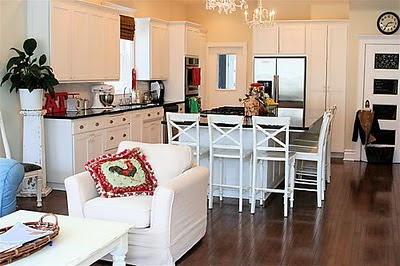Shabby Chic Kitchen Images | Modern Architecture Decorating Ideas