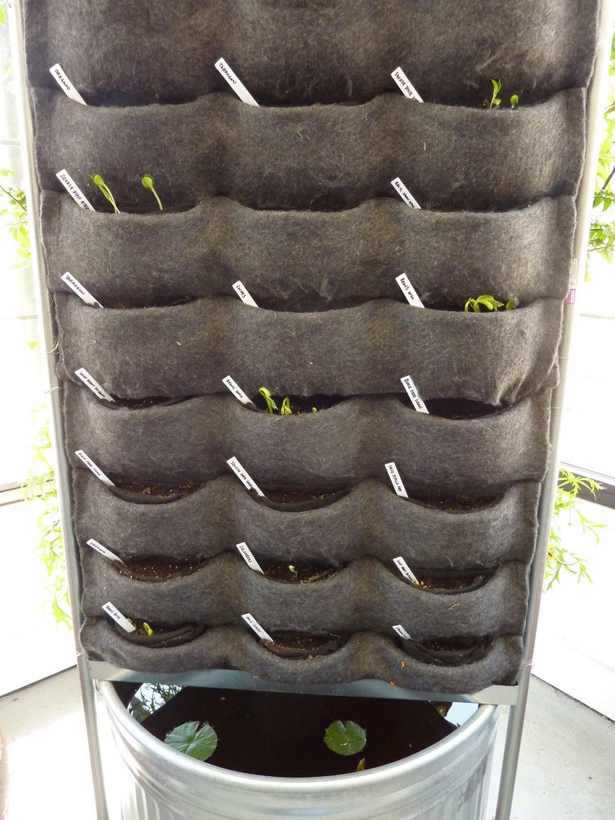 Plants On Walls vertical garden systems Vertical
