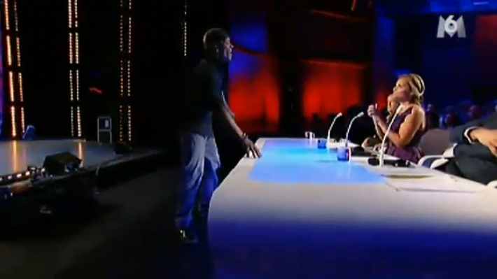 Vidéo Joe le danseur Yamakasi – La France a un incroyable talent 2010