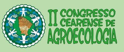 II CONGRESSO CEARENSE DE AGROECOLOGIA
