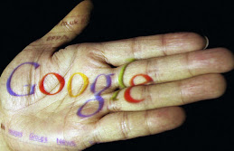 Google Everywhere - Hands!
