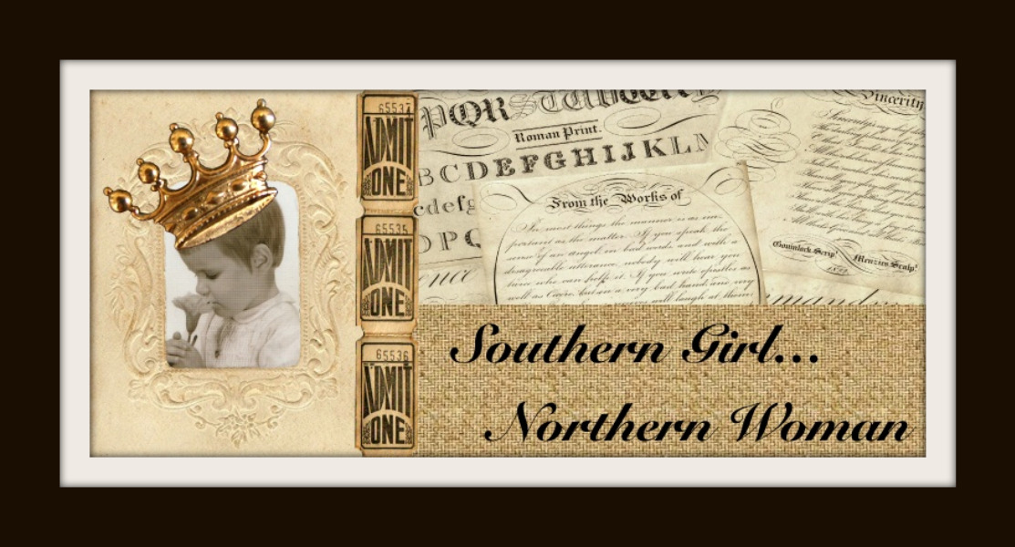 Southern Girl...Northern Woman