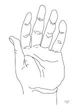 Mi mano izquierda