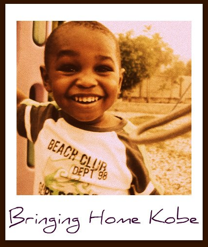 Bringing Home Kobe