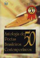 2008 - Livro da Antologia de Poetas Brasileiros Contemporâneos vol. 50