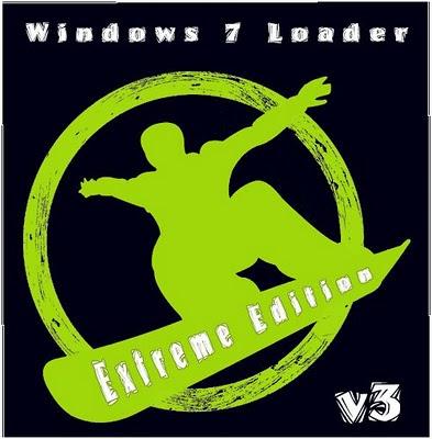 Windows 7 Loader Extreme