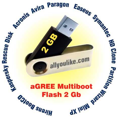 ����� ������ aGREE Multiboot Flash aGREE Multiboot Flash Drive 2 GB.jpg