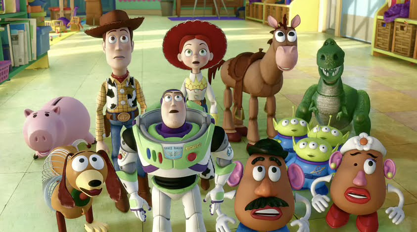to infinityand beyond the franchise film grows up