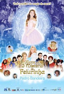 Filme Poster Xuxa e o Mistério De Feiurinha DVDRip XviD Nacional