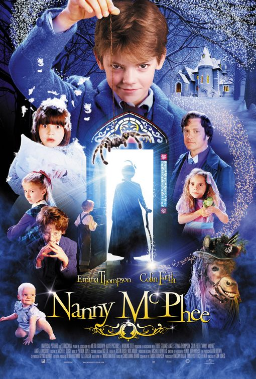 Nanny McPhee: A Babá Encantada Dublado