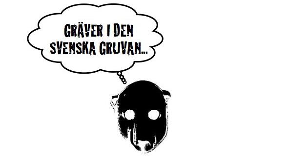 GRÄVER I DEN SVENSKA GRUVAN