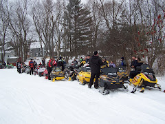 Snowmobile Run