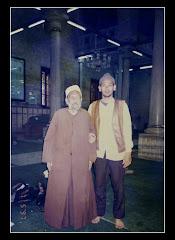 Gambar Bersama Tuan Guru Syikh Mustafar Halwani