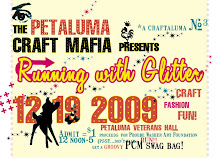 Craftaluma Running With Glitter designed by Moxieville