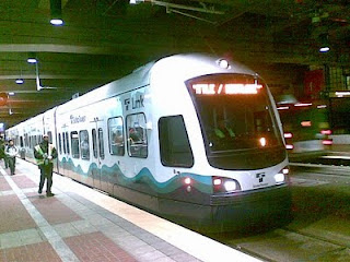 le métro de Seattle