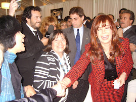 Un encuentro con la presidenta Cristina Fernandes