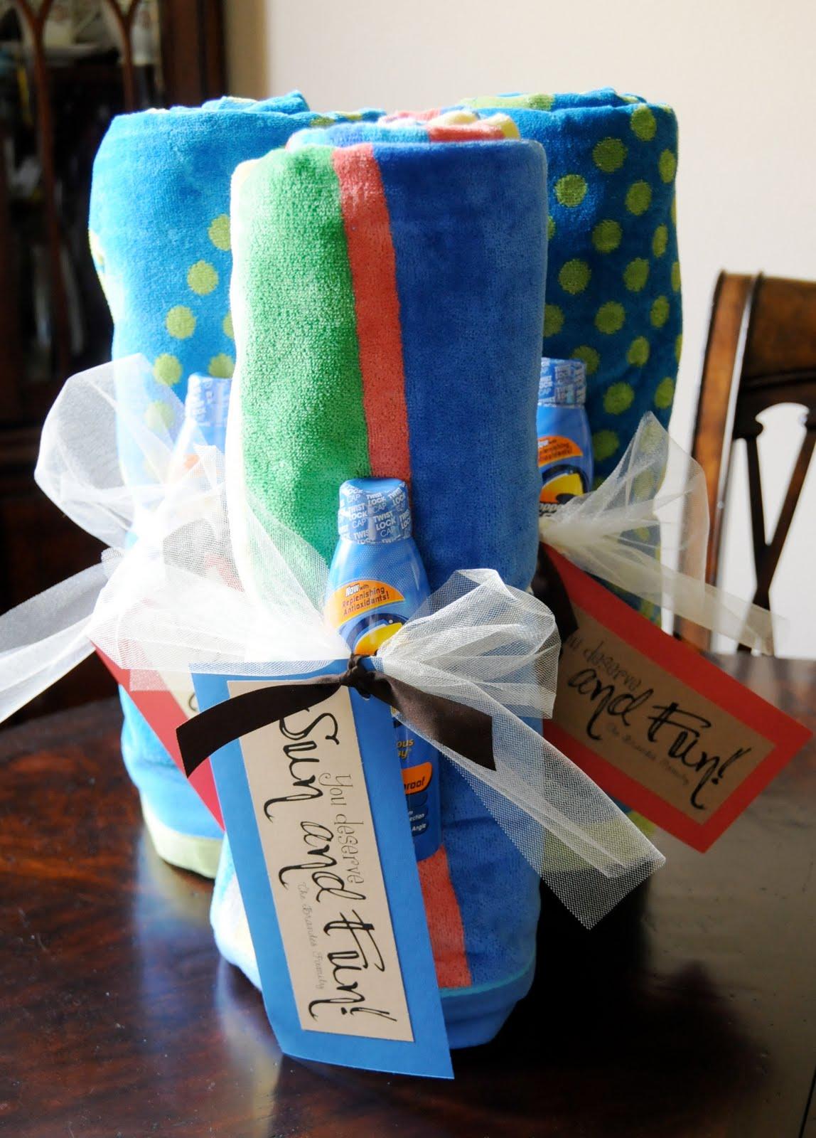 The Brandes Family: Teacher Gifts