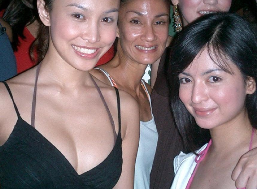 ...Isabelle Gomez, with some, of her Showbiz Friends,Asian Bugil, Asian Hot, Asian Model