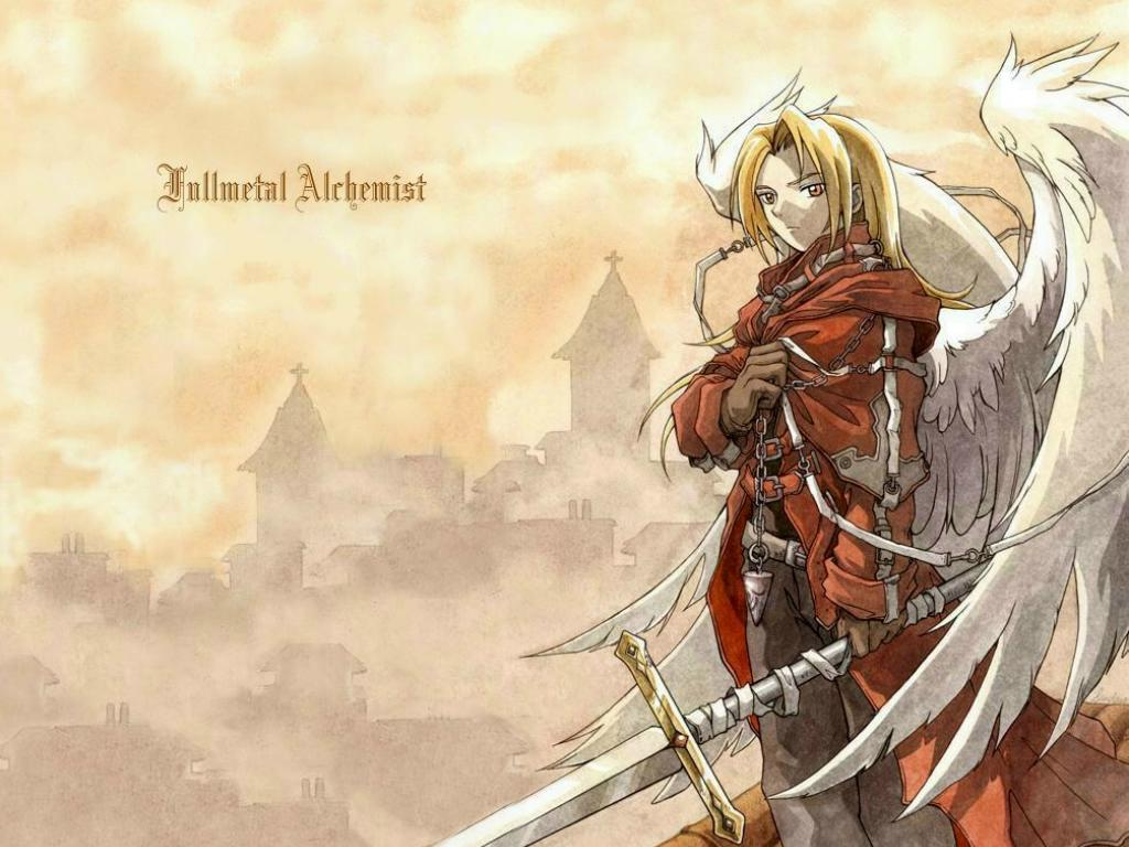 anime wallpaper fanatic fullmetal alchemist