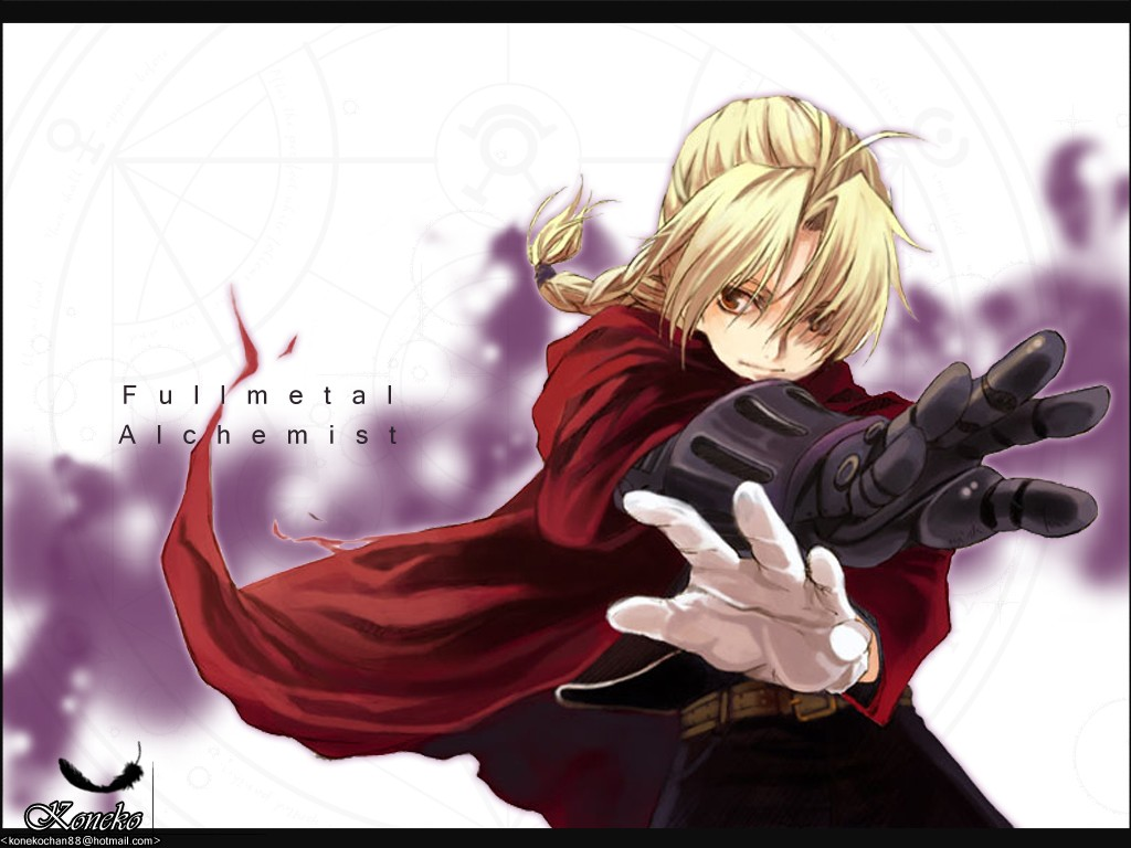anime wallpaper fanatic fullmetal alchemist