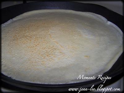 Recipes crepe batter
