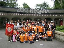 Trip to Zoo Negara with children