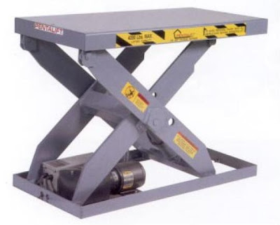 Innovative Safety Hydraulic Lift Tables