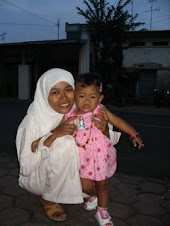 My little angel and Me