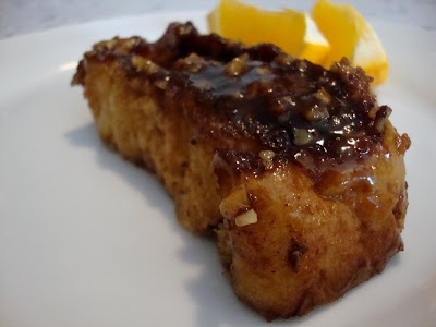 Me, Myself & Pie: Orange-Pecan French Toast Casserole