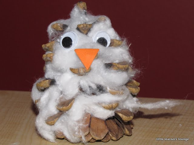 Arctic animals crafts for kids - photo#26