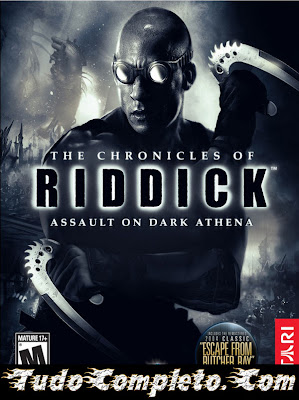 Para Download: Game The Chronicles of Riddick: Assault on Dark Athena