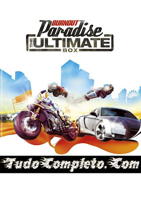 (Burnout Paradise The Ultimate Box) [bb]