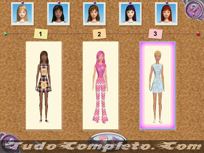 Barbie Fashion Show (PC)