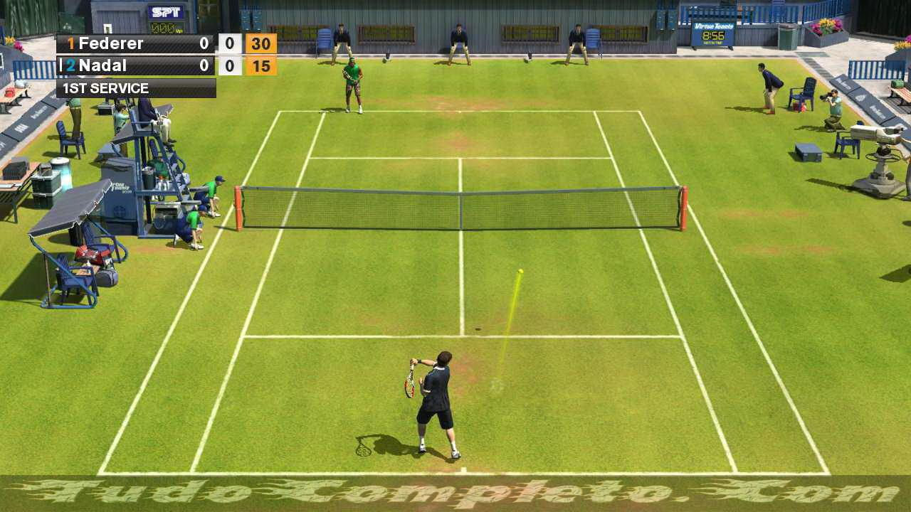 virtua tennis iso: