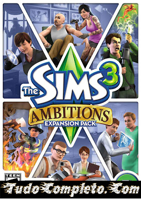 (The Sims 3%3A Ambitions) [bb]