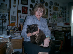 Yo con gata Chenta